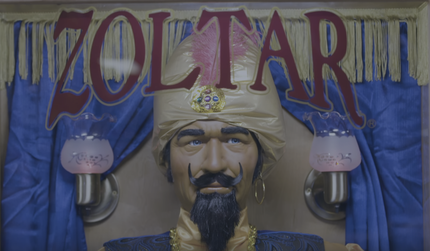 Your Wish Is Granted: Zoltar's Custom Character Voice