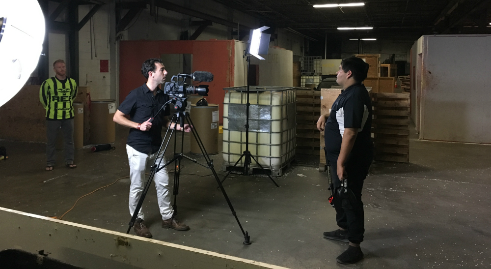 Creating A Business Documentary that Moves Your Audience