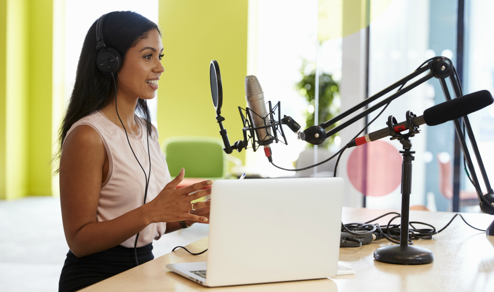 Why Podcasting Is The Ultimate Content Hack